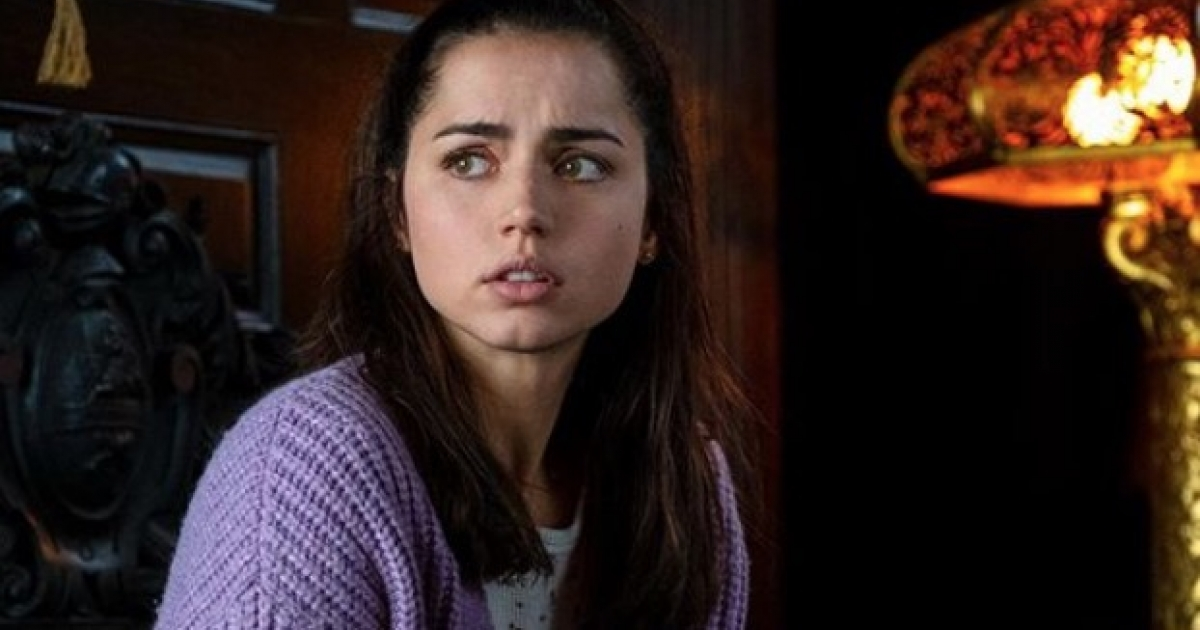 Image result for ana de armas knives out