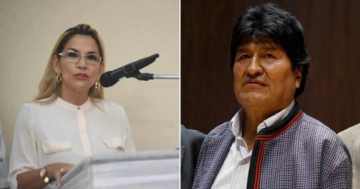 Resultado de imagen para El nuevo Gobierno de Jeanine Áñez y el MAS del expresidente Evo Morales