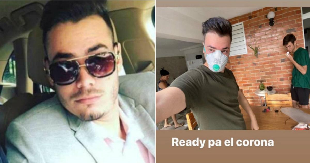 Collage Instagram/Sando Castro