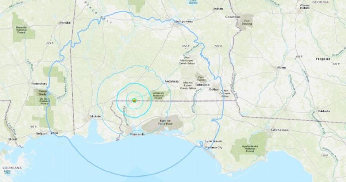 Temblor de 3,8 en Florida registrado  sin ningún daño