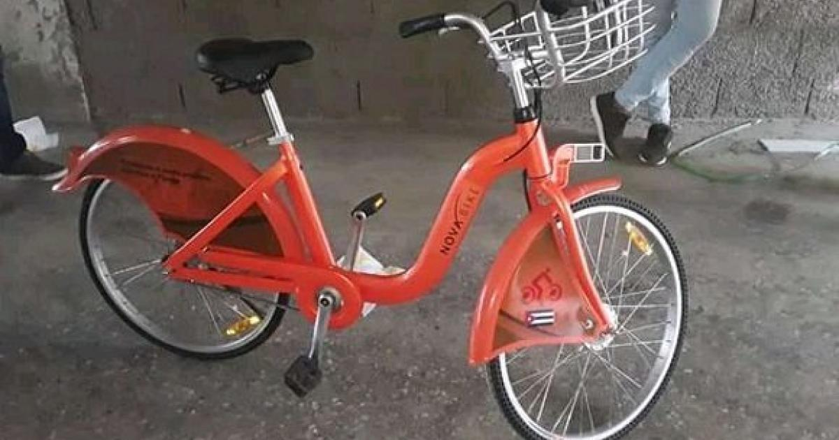 Solche Fahrräder soll man bald in Havanna mieten könne | Bildquelle: https://t1p.de/spgy © CIMAB | Bilder sind in der Regel urheberrechtlich geschützt