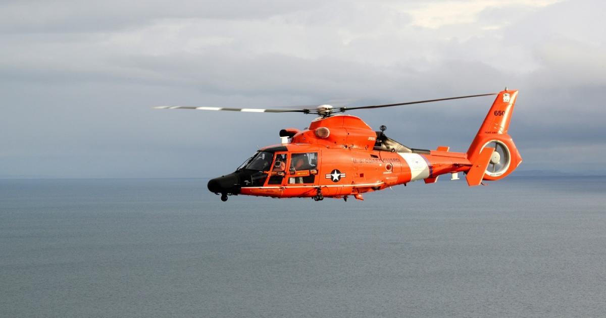 Helikopter der U.S. Küstenwache | Bildquelle: https://www.cibercuba.com/noticias/2021-02-13-u186450-e186450-s27061-guardia-costera-eeuu-busca-10-balseros-cubanos © USCGSouthwest/Twitter | Bilder sind in der Regel urheberrechtlich geschützt