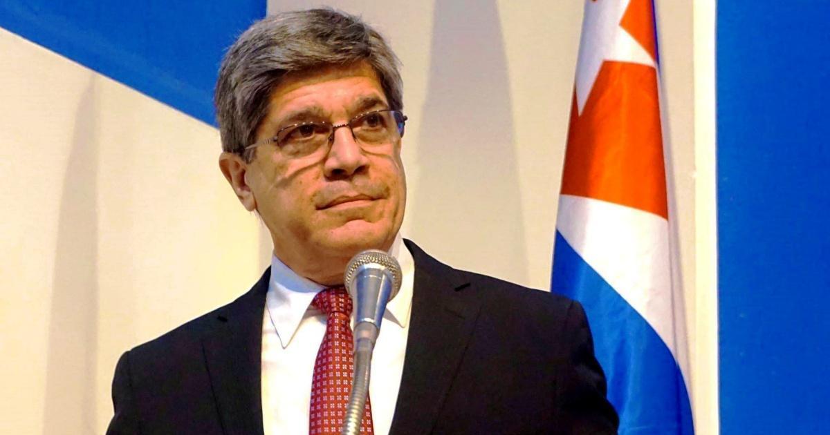 Carlos Fernandez de Cossio, Generaldirektor für US-Angelegenheiten im kubanischen Außenministerium. | Bildquelle: https://t1p.de/5mge © | Bilder sind in der Regel urheberrechtlich geschützt