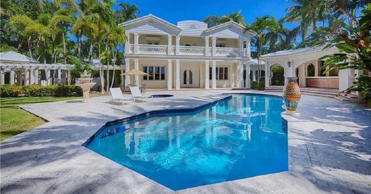 Gloria y Emilio Estefan habrían vendido mansión en Miami por 35 millones