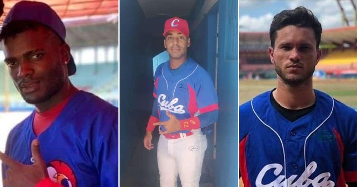 Gobierno cubano culpa a EE.UU. de fuga de seis peloteros en México