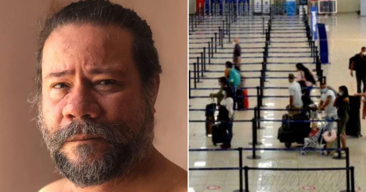 Actor cubano Jorge Molina: El éxodo cuando se abran las fronteras va a ser terrible