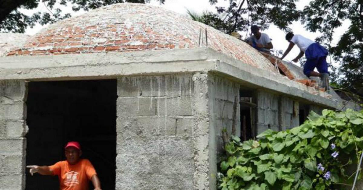 Constructores cubanos utilizan t cnica ancestral mexicana - Constructores de casas ...