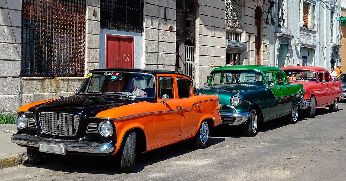 5 carros sorprendentes que se encuentran en las carreteras de Cuba