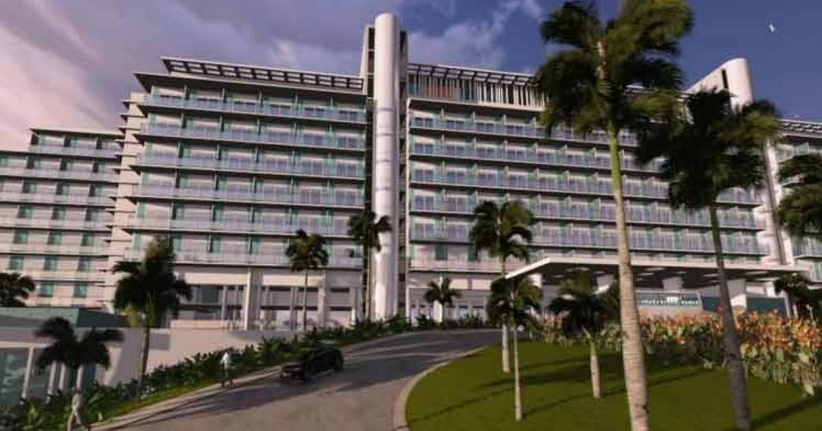 Cuba estrenará este año el gran Hotel Internacional de Varadero