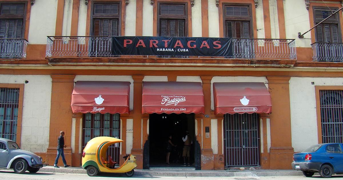 Real Fábrica de Tabacos Partagás