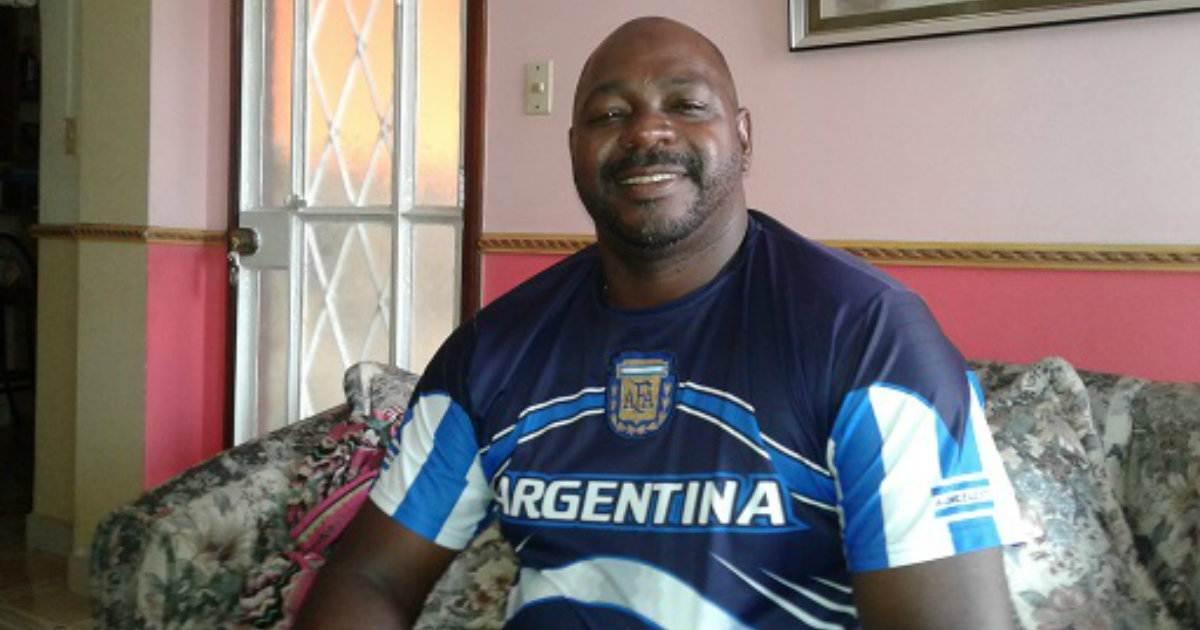 """Pedro Luis Lazo, en contra de que """"todos los que están allá hagan un CUBA en cualquier deporte"""" Pedro-luis-lazo"""